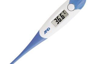 Электронные и цифровые термометры