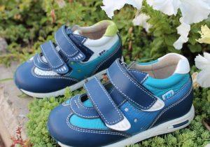 Детские ортопедические кроссовки и полуботинки